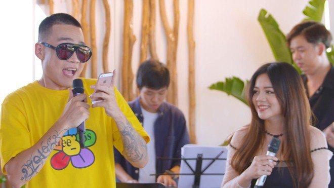HLV duy nhất của Rap Việt chưa lộ người thương: Muốn thân hình amp;#34;bựamp;#34; lên để bảo vệ bạn gái! - 4