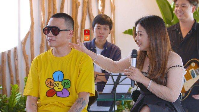 HLV duy nhất của Rap Việt chưa lộ người thương: Muốn thân hình amp;#34;bựamp;#34; lên để bảo vệ bạn gái! - 7