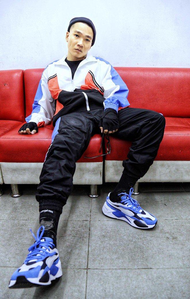 HLV duy nhất của Rap Việt chưa lộ người thương: Muốn thân hình amp;#34;bựamp;#34; lên để bảo vệ bạn gái! - 11
