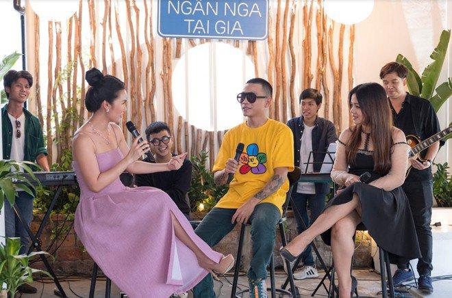 HLV duy nhất của Rap Việt chưa lộ người thương: Muốn thân hình amp;#34;bựamp;#34; lên để bảo vệ bạn gái! - 13