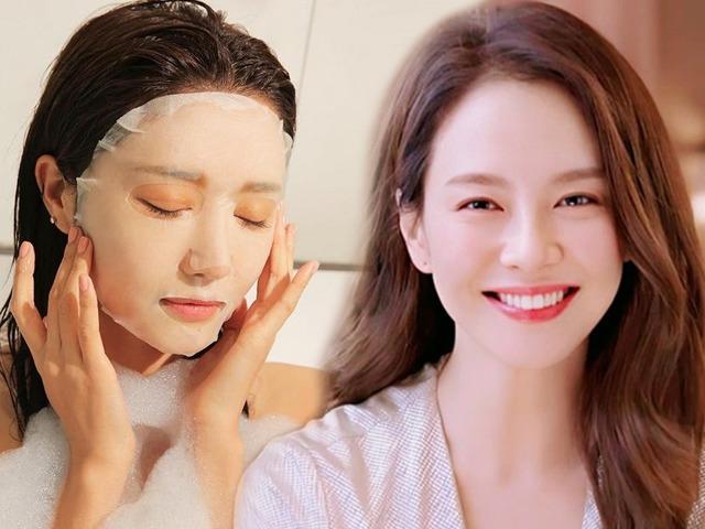 U30 rồi chớ nghe quảng cáo: Collagen trong mặt nạ giấy khó có thể hấp thụ qua da