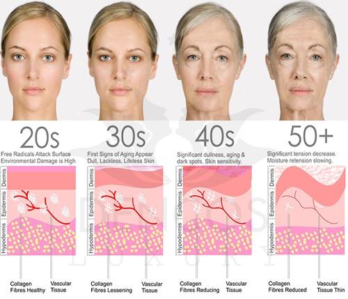 U30 rồi chớ nghe quảng cáo: Collagen trong mặt nạ giấy khó có thể hấp thụ qua da - 3