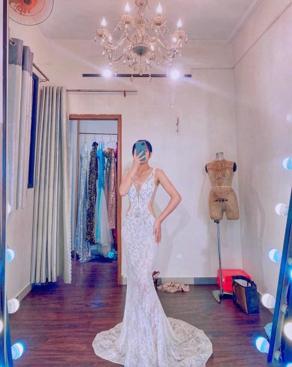 Nữ tiếp viên quán Bar mạnh dạn đăng ký thi Hoa hậu Việt Nam, liệu có thành công? - 8