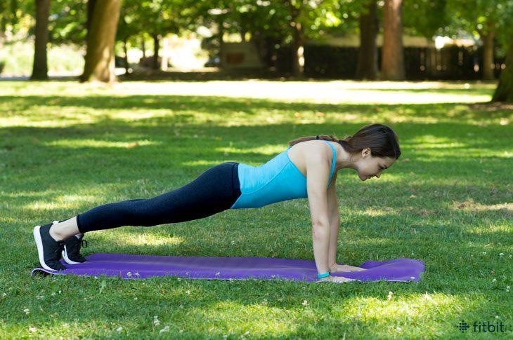Tác dụng của plank và tập plank vào thời gian nào trong ngày để có hiệu quả nhất - 1