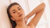 Mê mẩn vẻ đẹp gợi cảm của siêu mẫu có đôi chân dài nhất showbiz Việt
