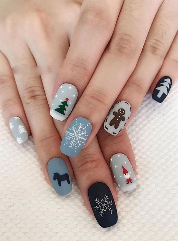 20 mẫu nail xinh đẹp đơn giản nhẹ nhàng dẫn đầu xu hướng hiện nay - 13