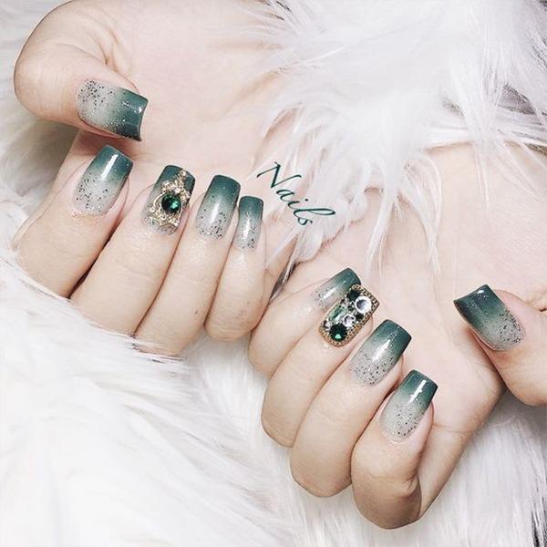 20 mẫu nail xinh đẹp đơn giản nhẹ nhàng dẫn đầu xu hướng hiện nay - 14