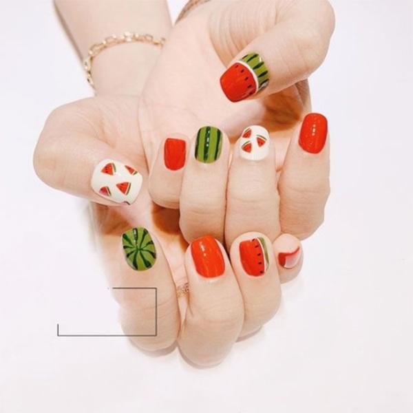 20 mẫu nail xinh đẹp đơn giản nhẹ nhàng dẫn đầu xu hướng hiện nay - 15