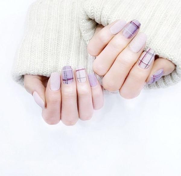 20 mẫu nail xinh đẹp đơn giản nhẹ nhàng dẫn đầu xu hướng hiện nay - 19