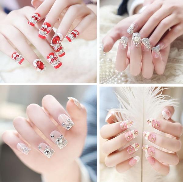 20 mẫu nail xinh đẹp đơn giản nhẹ nhàng dẫn đầu xu hướng hiện nay - 3
