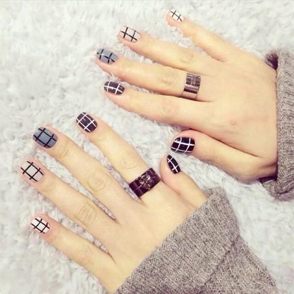 20 mẫu nail xinh đẹp đơn giản nhẹ nhàng dẫn đầu xu hướng hiện nay - 20
