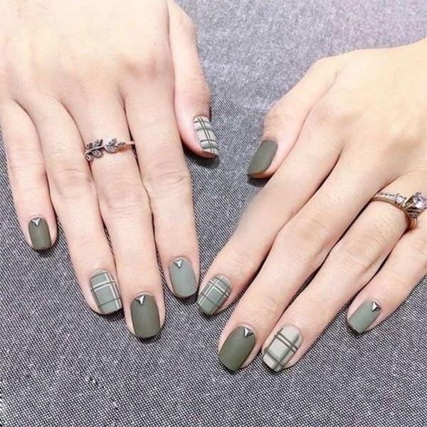 20 mẫu nail xinh đẹp đơn giản nhẹ nhàng dẫn đầu xu hướng hiện nay - 21
