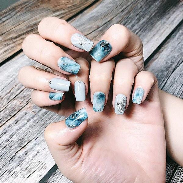 20 mẫu nail xinh đẹp đơn giản nhẹ nhàng dẫn đầu xu hướng hiện nay - 4