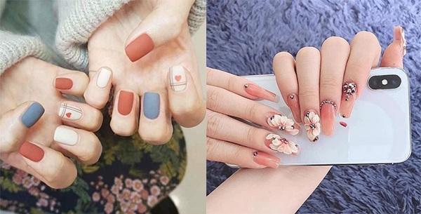 20 mẫu nail xinh đẹp đơn giản nhẹ nhàng dẫn đầu xu hướng hiện nay - 5