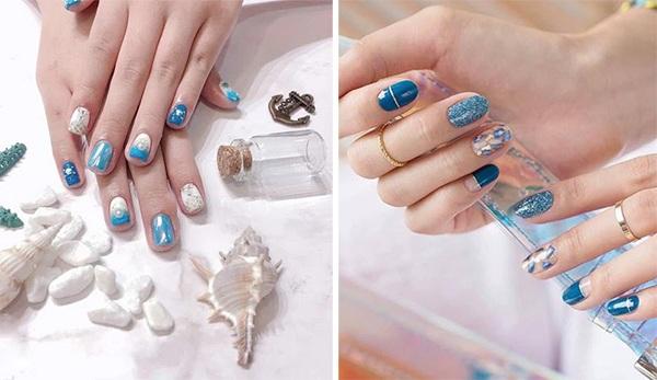 20 mẫu nail xinh đẹp đơn giản nhẹ nhàng dẫn đầu xu hướng hiện nay - 7