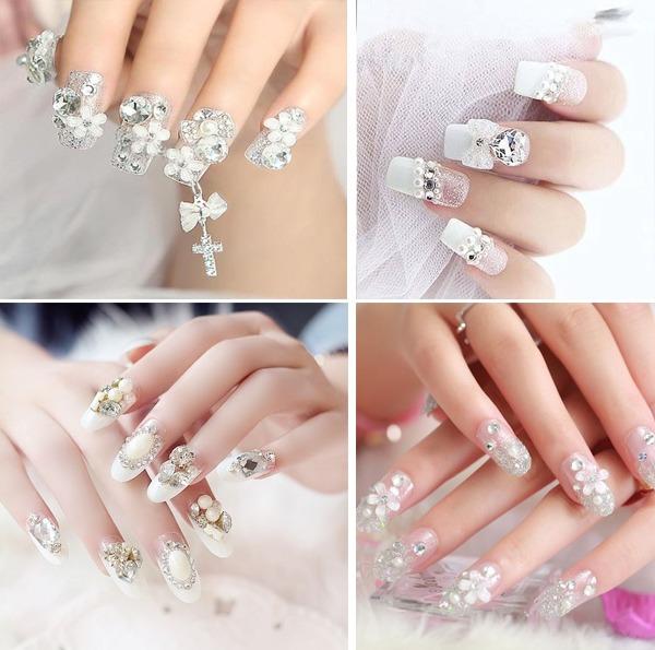 20 mẫu nail xinh đẹp đơn giản nhẹ nhàng dẫn đầu xu hướng hiện nay - 8