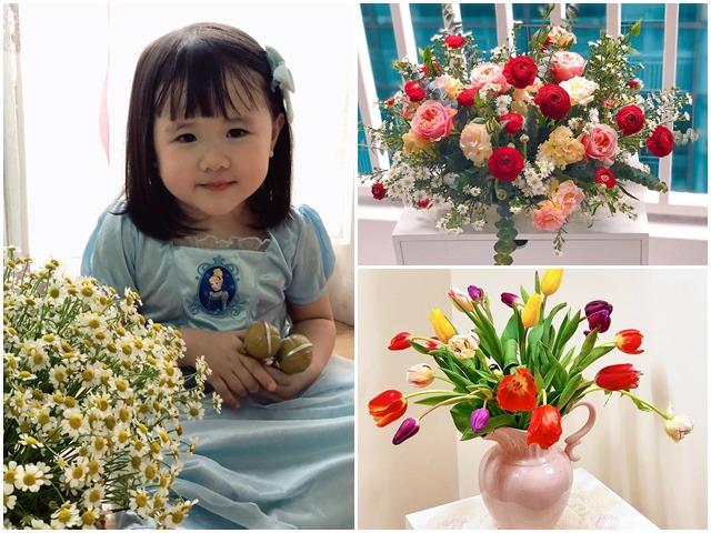 Không nước rửa bát, chẳng dùng đường, đây mới là thứ giúp mẹ Hà Nội cắm hoa không thối hỏng