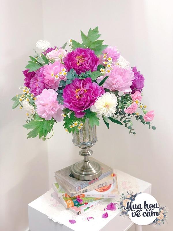 Không nước rửa bát, chẳng dùng đường, đây mới là thứ giúp mẹ Hà Nội cắm hoa không thối hỏng - 15