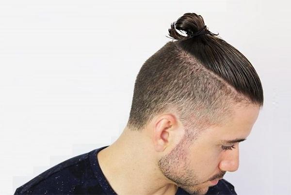 Những kiểu tóc nam dài đẹp chuẩn men và vô cùng phong cách - 3