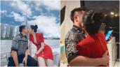 HOT: Hương Giang - Matt Liu hôn nhau từ chiều tới tối, ảnh chụp lén cũng thành tâm điểm