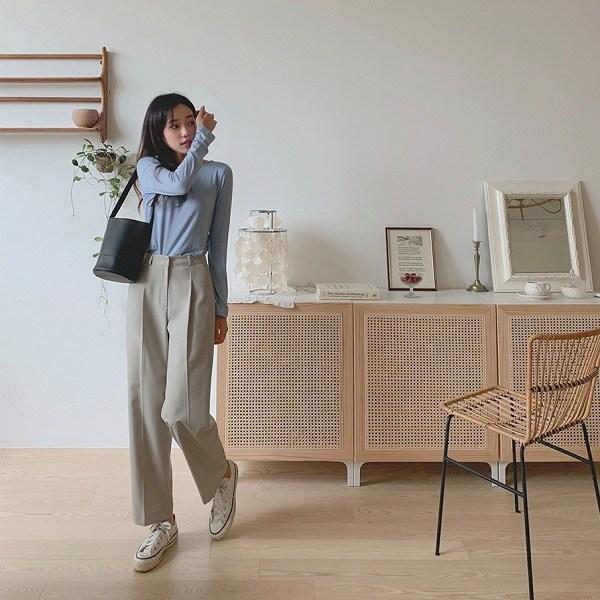 Với những set đồ tối giản này, nàng chỉ mất 5 phút mỗi sáng để chỉn chu tới công sở - 5