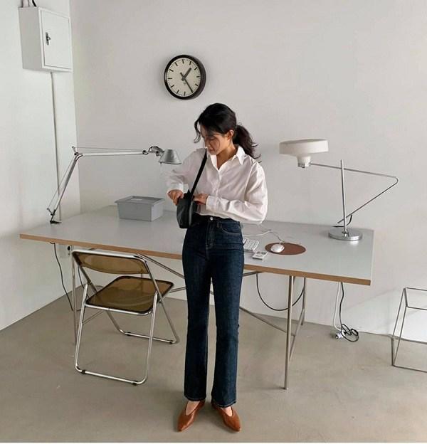 Với những set đồ tối giản này, nàng chỉ mất 5 phút mỗi sáng để chỉn chu tới công sở - 9