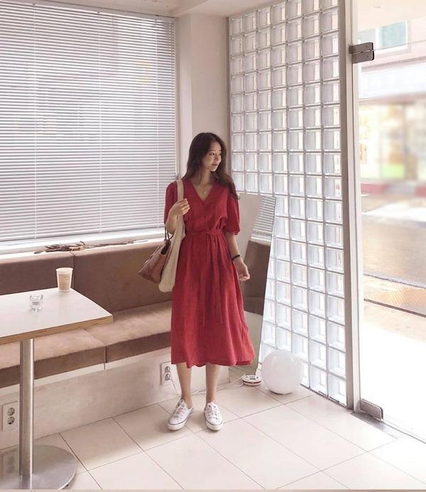 Với những set đồ tối giản này, nàng chỉ mất 5 phút mỗi sáng để chỉn chu tới công sở - 15