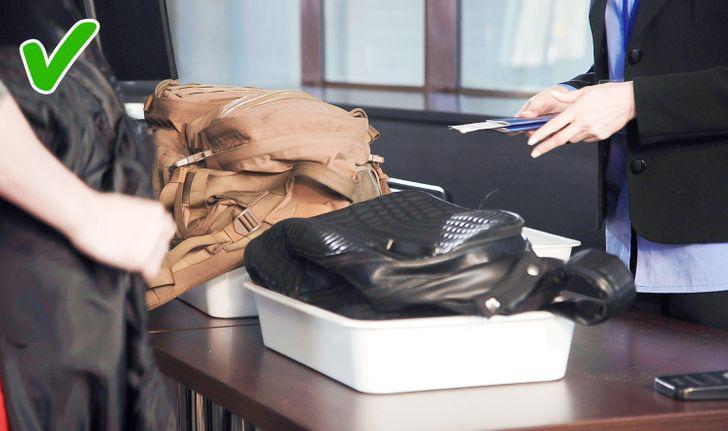 14 điều bạn không nên làm ở sân bay để tiết kiệm thời gian và không gặp rắc rối - 5