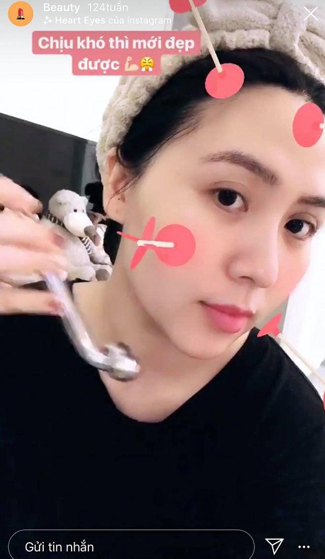 Áp dụng cách dưỡng nhan sang chảnh của mỹ nhân Việt theo kiểu bình dân: da nhẵn thín, mịn màng - 3