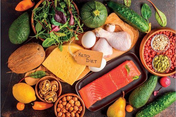 Chẳng cần ăn kiêng vẫn đánh bay 10kg mỡ sau 7 ngày với thực đơn giảm cân keto - 1