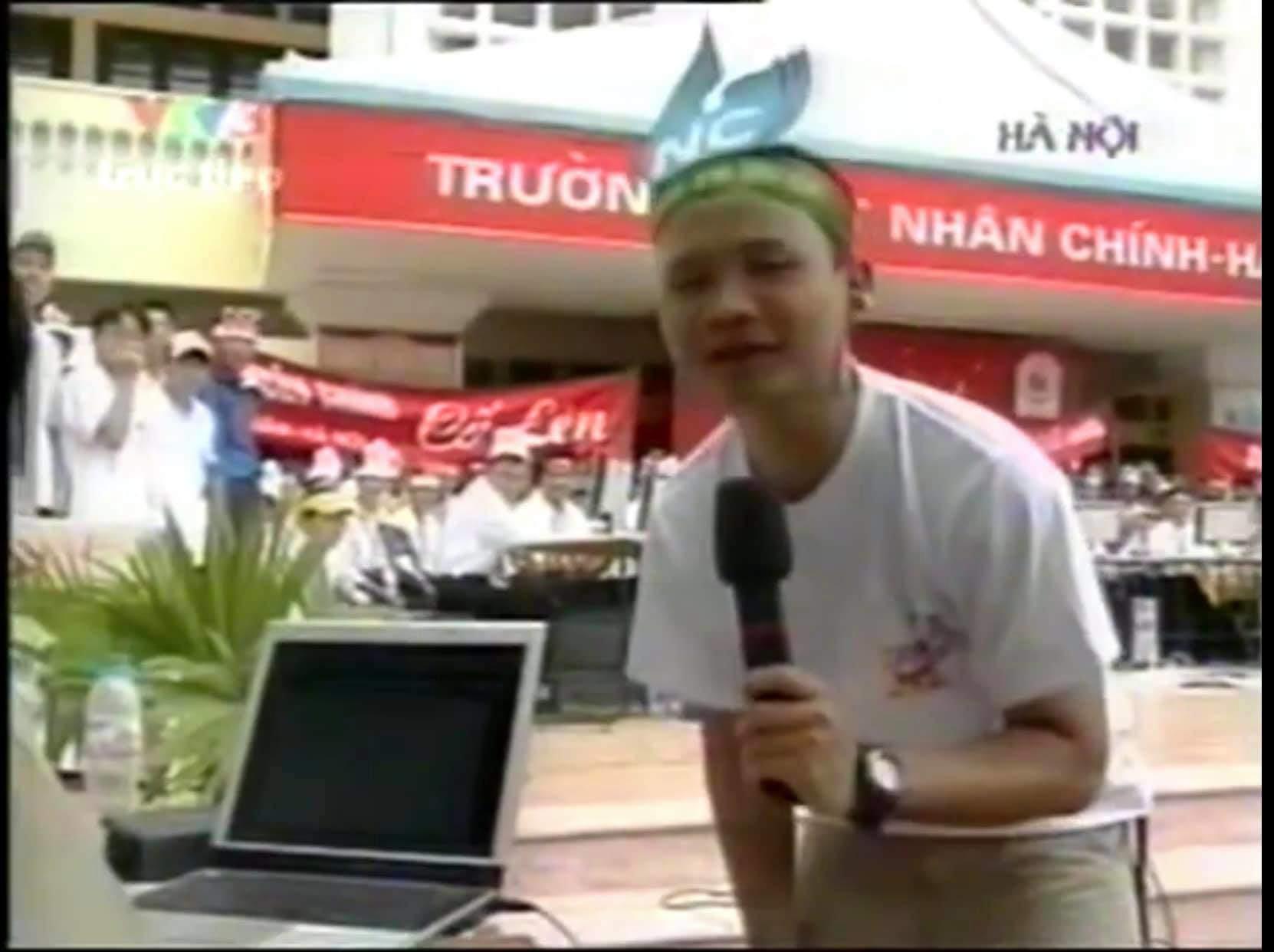 MC điểm cầu Đường Lên Đỉnh Olympia 15 năm trước: Giờ đều hạnh phúc, có người lên sếp lớn VTV - 5