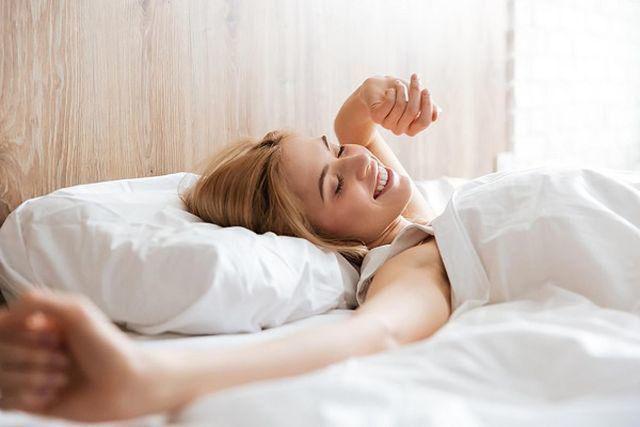 Tử cung của phụ nữ khỏe mạnhsẽ có 4 biểu hiện này sau khi thức dậy vào buổi sáng - 3