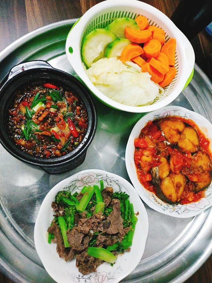 9X Đồng Nai đã xinh còn đảm, mỗi tháng chi 3 triệu tiền ăn, mâm nào cũng đầy ắp đồ - 15