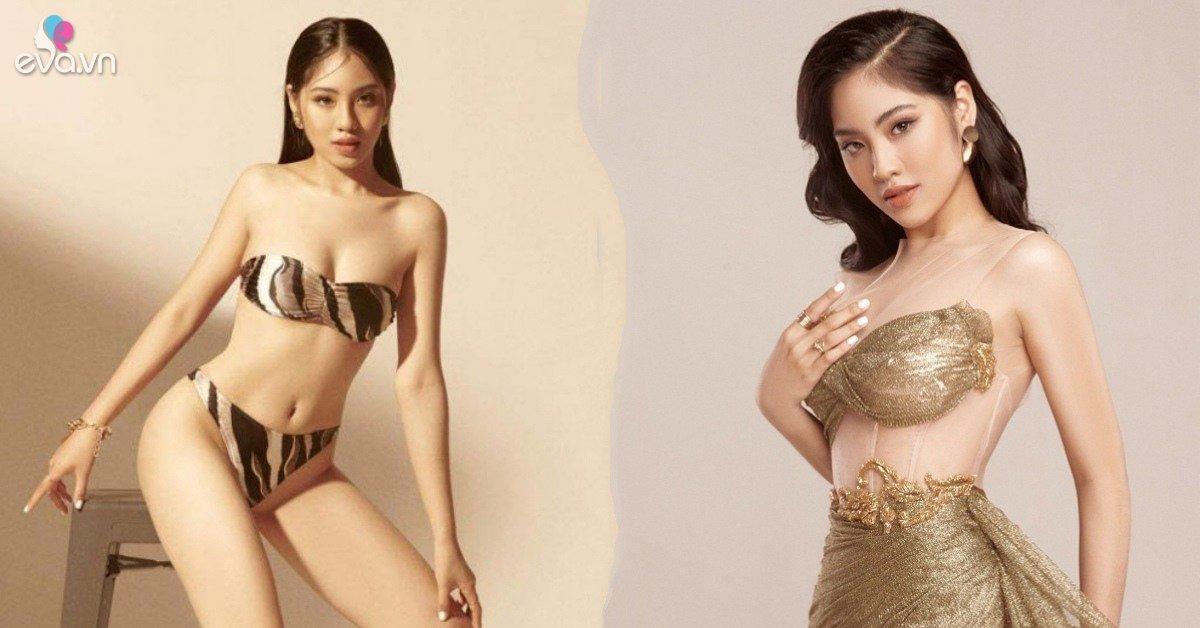 10X ở cô nhi viện thi Hoa hậu Việt Nam sở hữu body mướt mắt, vòng 1 gợi cảm