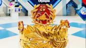 Tiết lộ về chiếc vòng nguyệt quế của quán quân Olympia 2020: Chất liệu chính chuyên để làm mũ quan