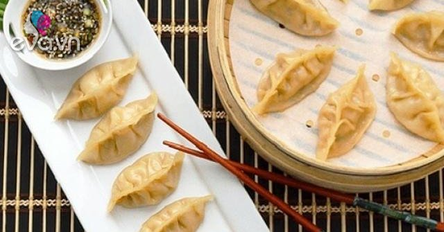 3 cách làm sủi cảo ngon đơn giản tại nhà chuẩn vị Trung Hoa