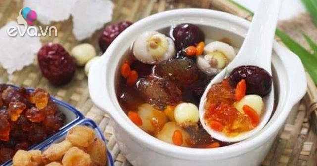 Cách nấu chè dưỡng nhan tuyết yến 10 vị bổ dưỡng cực dễ