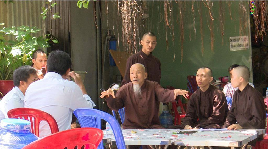 Lộ thêm sự thật về Tịnh thất bồng lai, Thiền am bên bờ vũ trụ