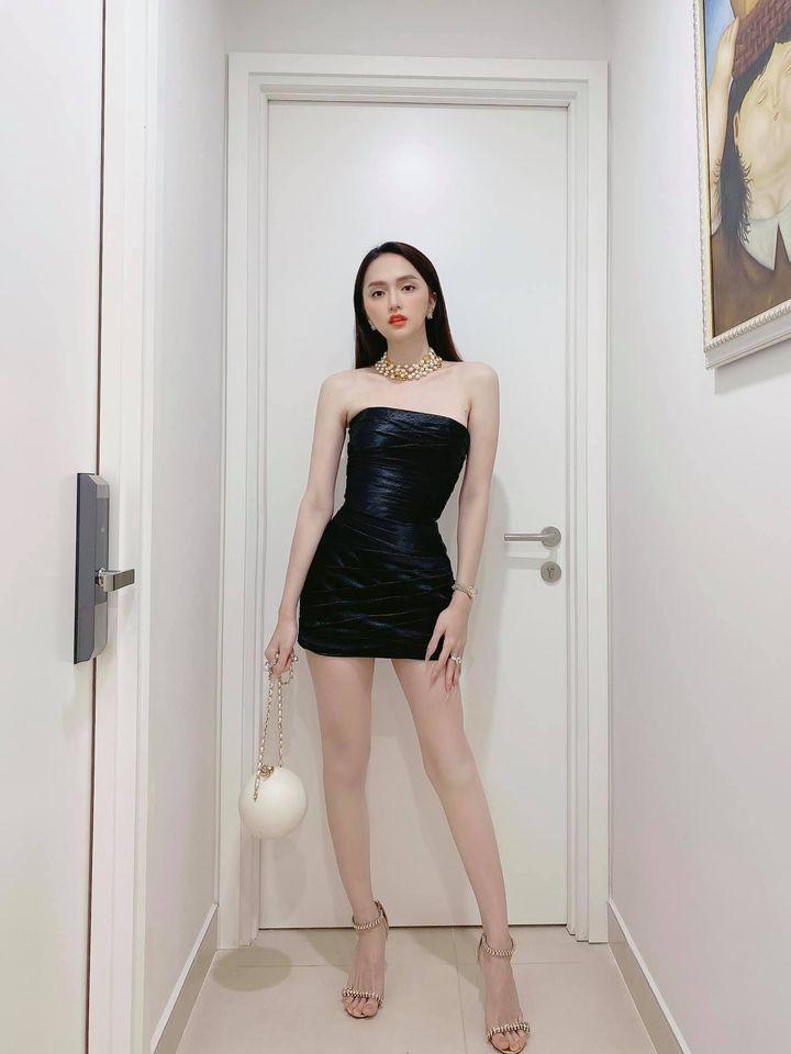 """Hương Giang: Thảm họa thời trang với """"quần què"""" giờ đây là nữ hoàng hàng hiệu không ai sánh bằng - 11"""