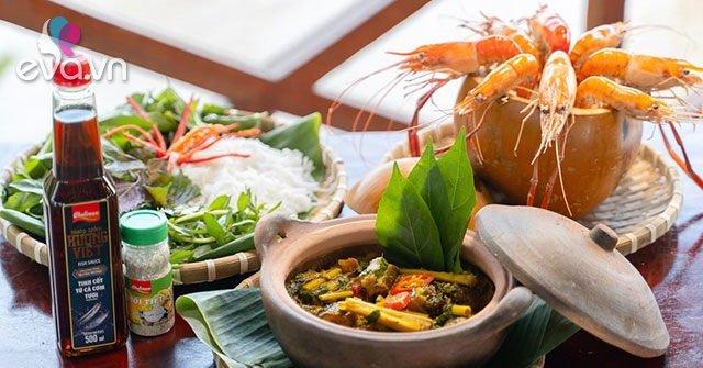 Tôm đốt trái dừa – Lươn om lá cách: 2 món đặc sản miền Tây gây thương nhớ