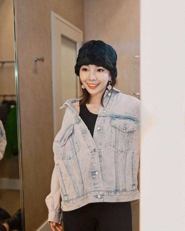 Kiểu áo khoác cá tính được dàn mỹ nhân Việt ưu ái, diện vào mùa thu là chuẩn xinh - 13