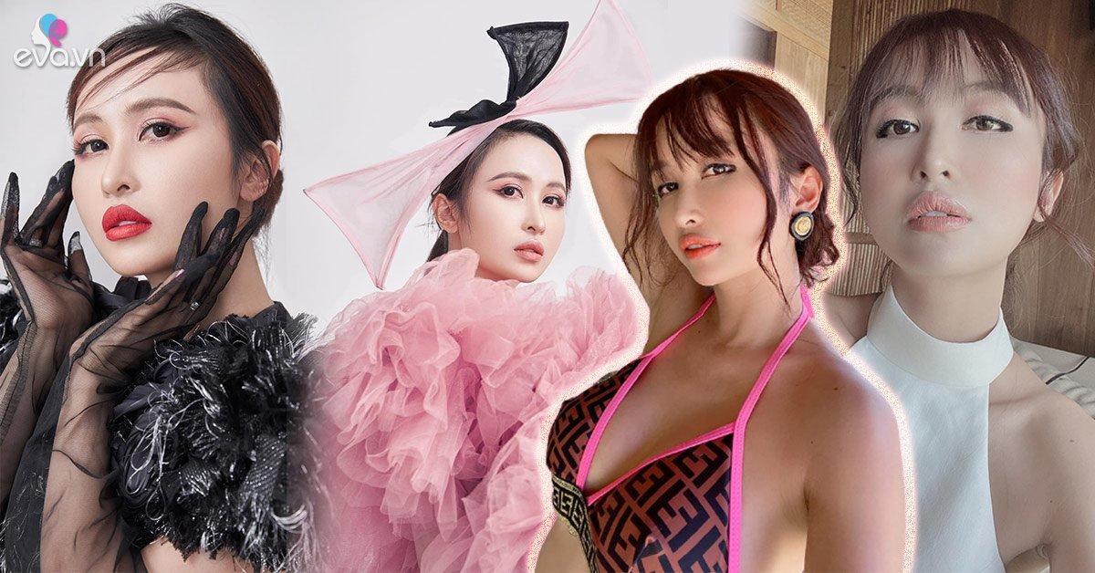 Vợ 2 Minh Nhựa siêng đổi make up cầu kỳ, đến lúc tự ra tay kẻ mắt lại sai sai