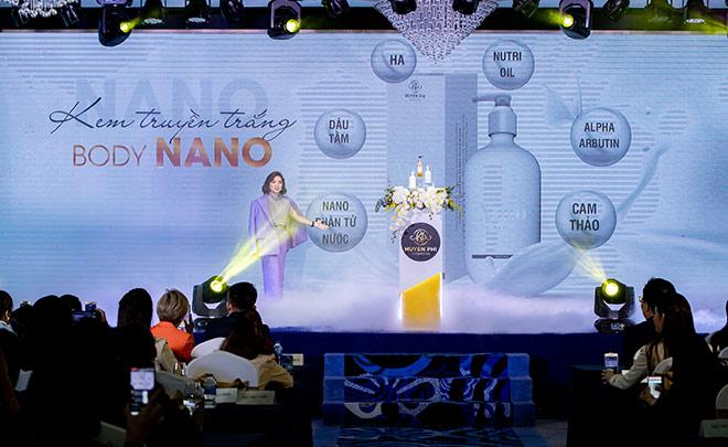 Mỹ phẩm Huyền Phi ra mắt bộ sản phẩm dưỡng thể, đồng hành vẻ đẹp cùng phụ nữ Việt - 1