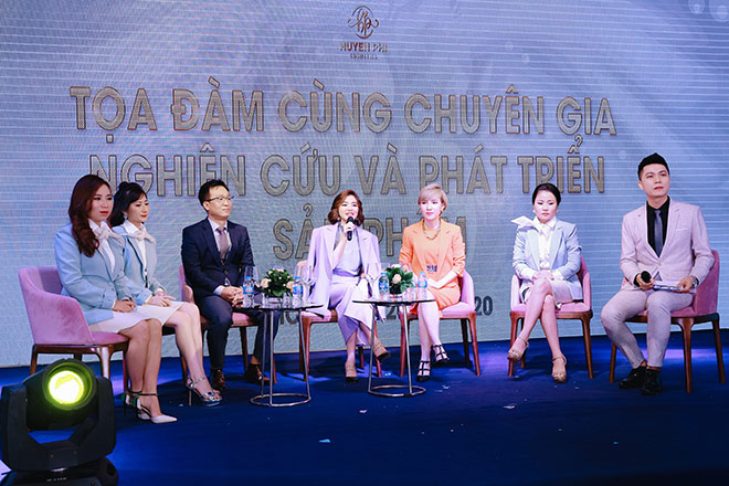 Mỹ phẩm Huyền Phi ra mắt bộ sản phẩm dưỡng thể, đồng hành vẻ đẹp cùng phụ nữ Việt - 3