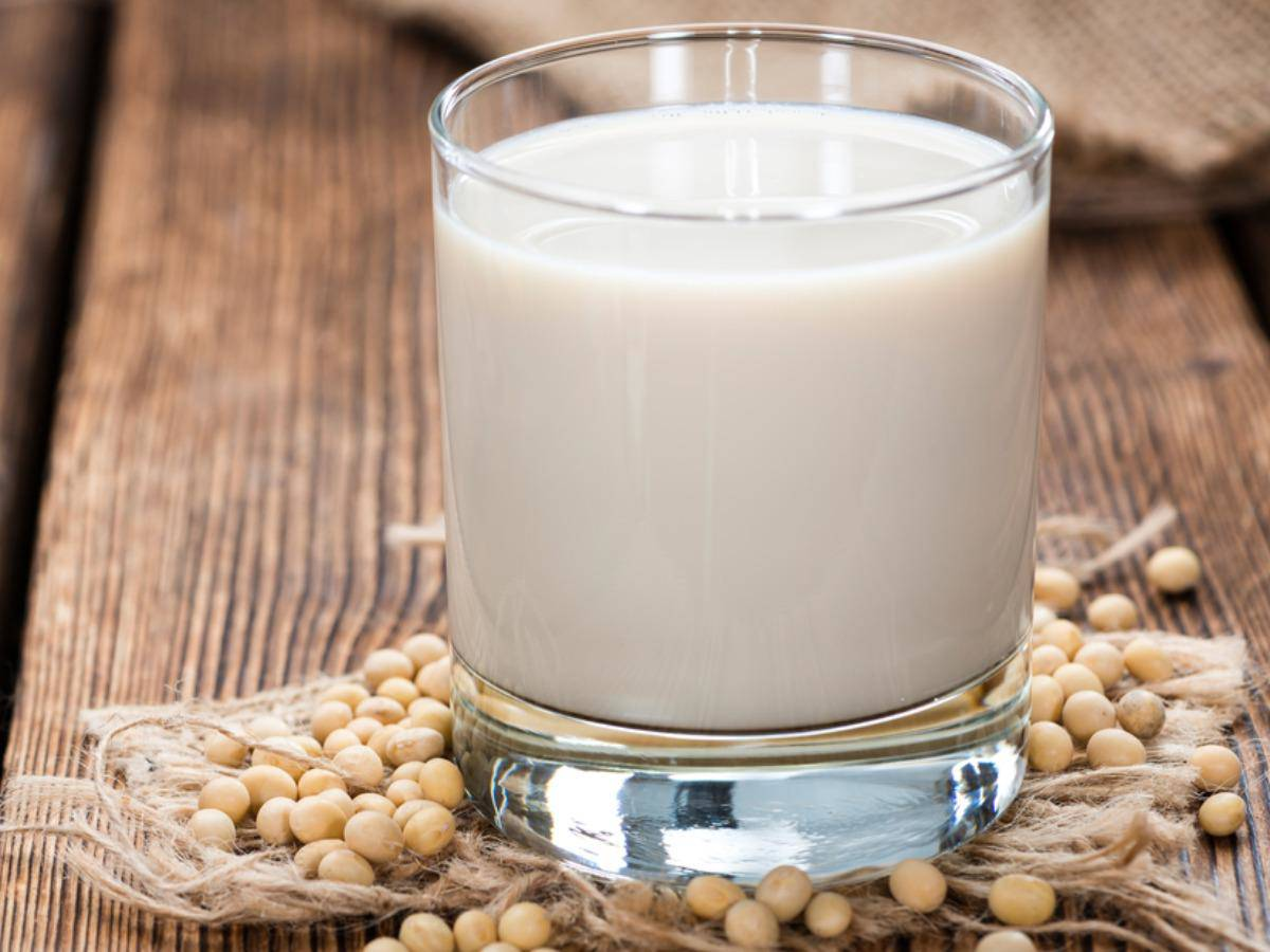 7 tác dụng của sữa đậu nành, uống sữa đậu nành có vô sinh không? - 1