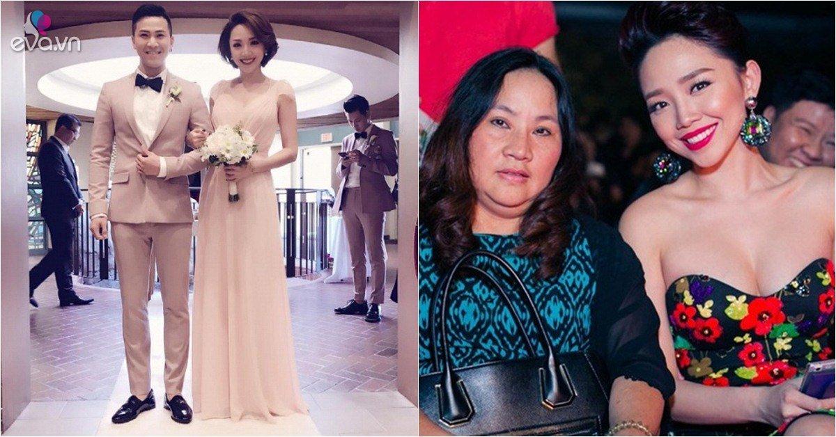 Người đàn ông mà Tóc Tiên dọn đến sống chung hồi chưa chồng kể xích mích của cô với mẹ