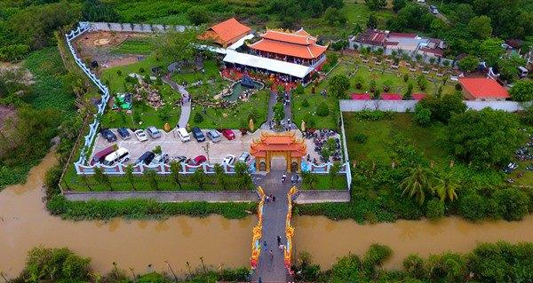 Hoài Linh xây nhà tổ nghề sân khấu hoành tráng trên khu đất rộng 7.000 m2 tại phường Long Phước, quận 9, TP.HCM.