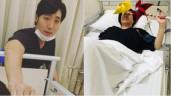 Sao Việt 24h: Bà bầu Pha Lê đau đớn đi cấp cứu còn bị người tình Hàn Quốc giật tóc