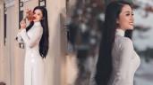 Xuất hiện thí sinh vòng ba đẹp nhất Hoa hậu Việt Nam 2020, chỉ xếp sau Mai Phương Thuý