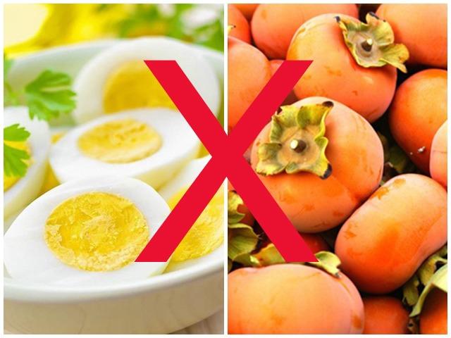 6 thực phẩm đừng nên nấu hoặc ăn với trứng nếu không có ngày rước họa